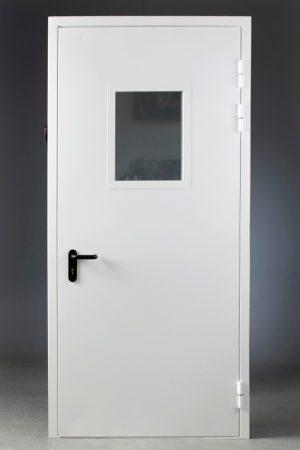 Купить Двери Однопольные с остекленением ДМП-1-С в Ростове-на-Дону
