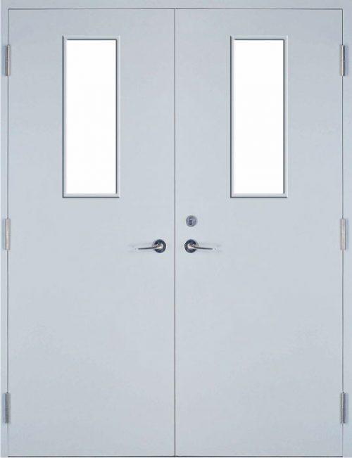 Купить Двери Двупольные с остекленением ДМП-2-С в Ростове-на-Дону