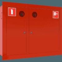 Купить Шкаф пожарный ШПК-315 ВЗК (встроенный закрытый красный) в Ростове-на-Дону
