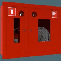 Купить Шкаф пожарный ШПК-315 ВОК (встроенный открытый красный) в Ростове-на-Дону