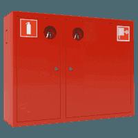 Купить Шкаф пожарный ШПК-315 НЗК (навесной закрытый красный) в Ростове-на-Дону