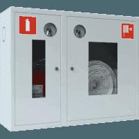 Купить Шкаф пожарный ШПК-315 НОБ (навесной открытый белый) в Ростове-на-Дону