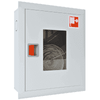 Купить Шкаф пожарный ШПК-310 ВОБ (встроенный открытый белый) в Ростове-на-Дону