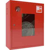 Купить Шкаф пожарный ШПК-310 НОК (навесной открытый красный) в Ростове-на-Дону