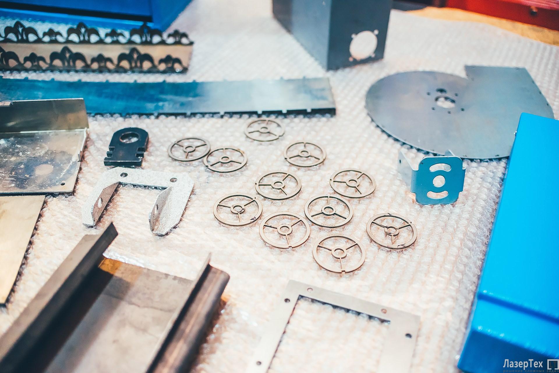 Изготовление изделий на заказ