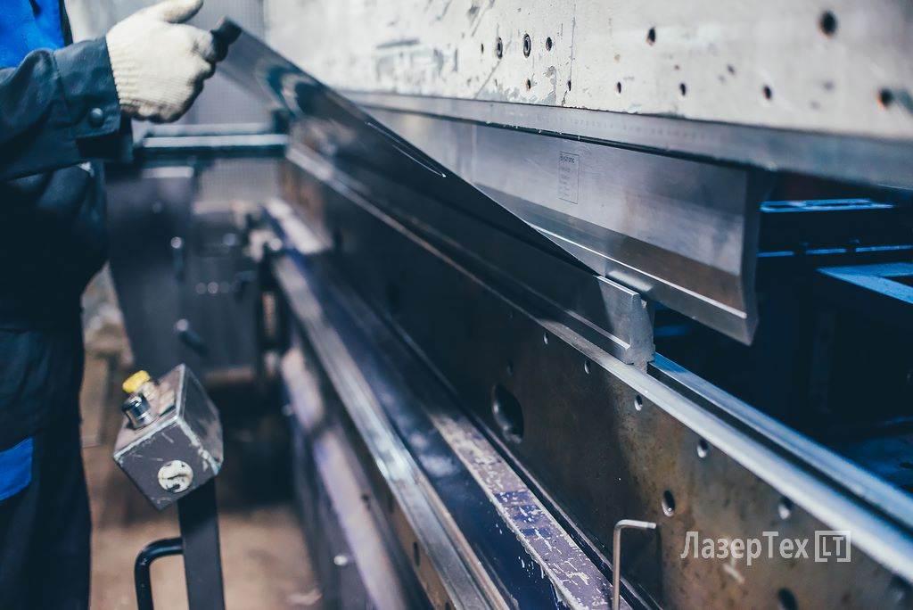 Гибка листового металла в Ростове-на-Дону