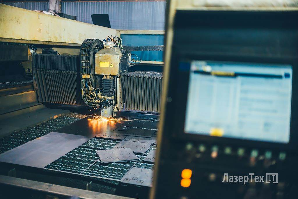Лазерная резка металла в Ростове-на-Дону