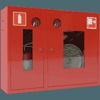 Купить Шкаф пожарный ШПК-315 НОК (навесной открытый красный) в Ростове-на-Дону