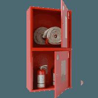 Купить Шкаф пожарный ШПК-320-12 НОК (навесной открытый красный) в Ростове-на-Дону